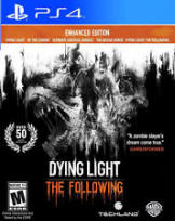 DYING LIGHT:FOLLOWING ENHANCED EDITION PS4