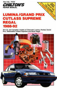 Automotive repair manuals chilton book company repair manual fandeluxe Image collections