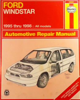 Automotive repair manuals haynes ford windstar 1995 thru all models 1998 automotive repair manual fandeluxe Image collections